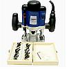 Машина фрезерная электрическая Витязь МФ-2100Н с набором фрез