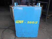 Сварочный выпрямитель ДУГА 408 двухпостовой (560/2) + Реостат балластный рб-302 у2 2шт Б/У, фото 1