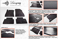 Nissan Juke резиновые коврики Stingray Premium