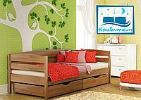 Деревянная детская кровать Нота Плюс 80х190см Эстелла