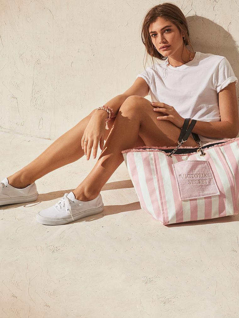 Сумка-шоппер Victoria's Secret