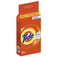Tide Стиральный порошок 9кг автомат Альпийская свежесть тайд пральний порошок для прання автомат