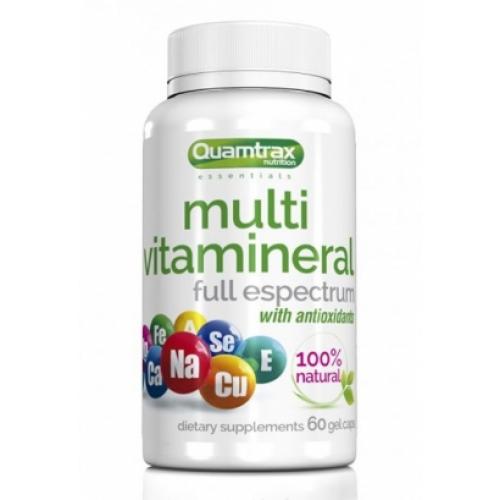 Витамины Quamtrax Multi Vitamineral - 60 капс
