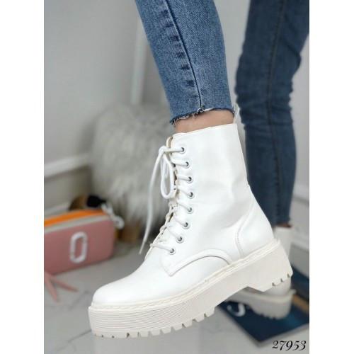Ботинки Dr. Martens белые