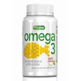 Рыбий жир Quamtrax Omega 3 - 90 софт гель