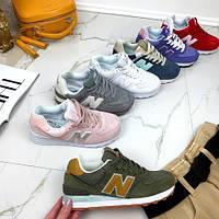 Кроссовки New Balance зеленые, фото 1