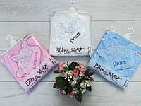 """Детское полотенце уголок для малышей """"Принц/Принцесса """", фото 1"""