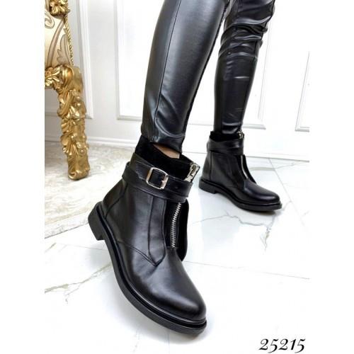Люксовые ботинки ремешки