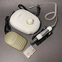 Фрезер для манікюру JMD-303 на 60 Вт і 35000 об/хв білий