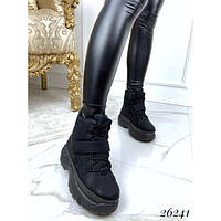 Ботинки высокие демисезонные, фото 1
