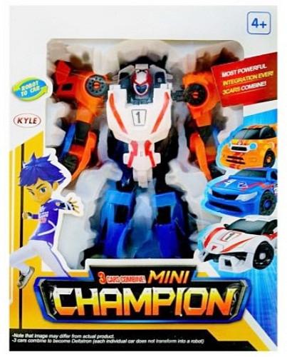 Робот-трансформер Tobot mini Champion