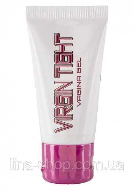 Женский возбуждающий крем Virgin Tight