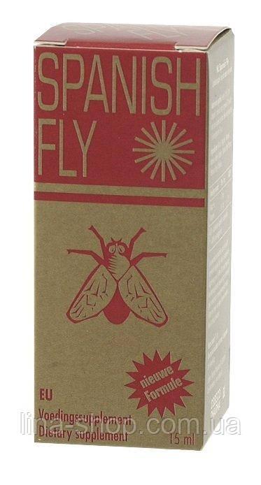 Капли обоюдного возбуждения Spanish Fly