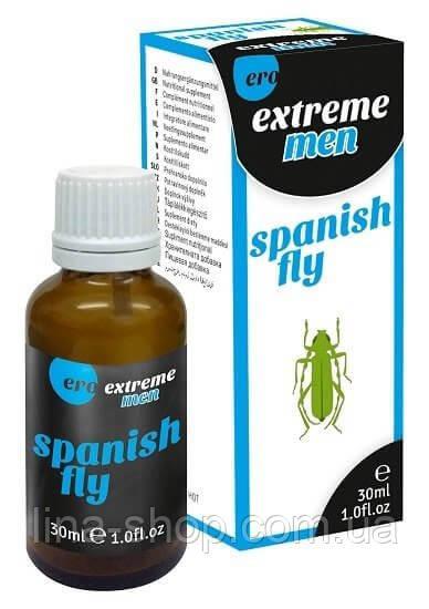 Возбуждающие капли для мужчин Spanish Fly Extreme