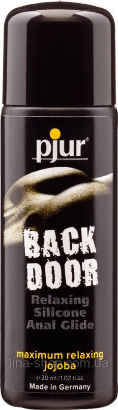 Анальная смазка на силиконовой основе pjur backdoor anal Relaxing jojoba silicone lubricant 30 мл
