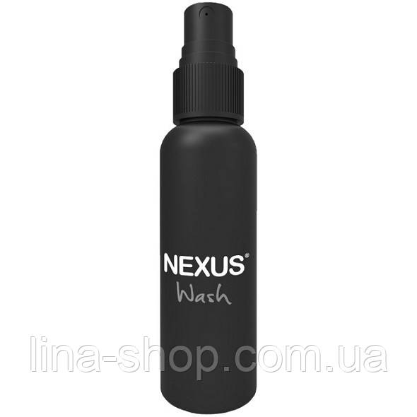 Антибактеріальний засіб для чищення масажерів простати Nexus Wash