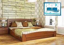 Деревянная кровать Селена Аури с механизмом 120х190см Эстелла