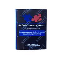 Парфумована есенція з феромонами для чоловіків Андростеноум Smart, 2,4 мл