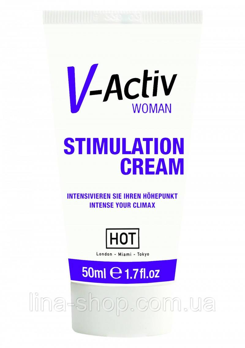 Крем-стимулятор для жінок V-Activ, 50 мл