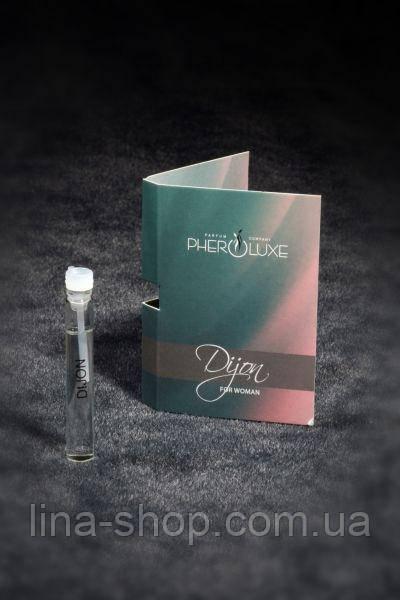 PHEROLUXE - Пробник женских духов Dijon, 2мл (P65)