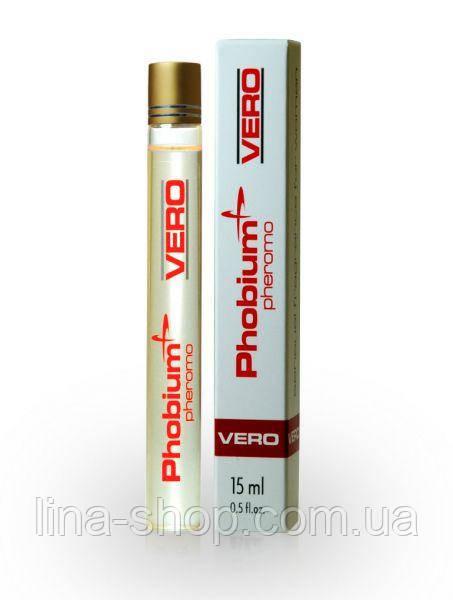 Aurora - Духи с феромонами женские Phobium Pheromo VERO, 15 мл (281064)
