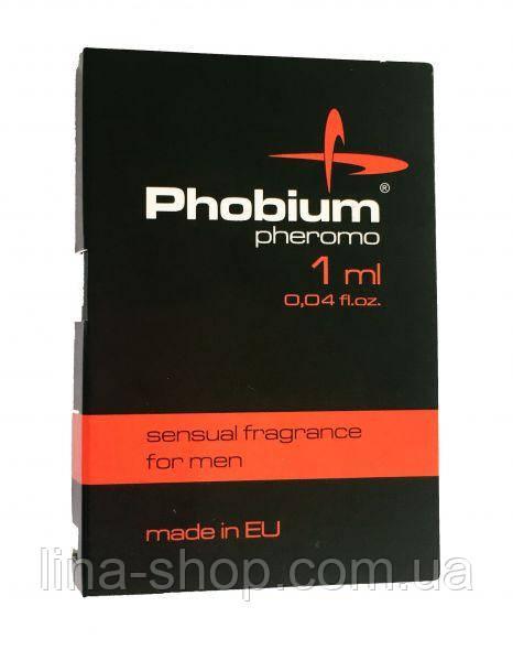 Aurora - Пробник PHOBIUM Pheromo for men, 1 мл (281314)