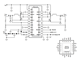 TPS51275 / 51275 QFN20 - контроллер питания дежурки, фото 3