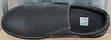Туфли мужские кожаные от производителя модель ВК012, фото 4