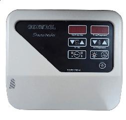 Пульты управления EcoFlame CON 4 (10,5-15 кВт) для электрокаменок