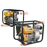 Мотопомпа для перекачки воды Forte FP20C (30 м3/час, 5,5 л.с.)