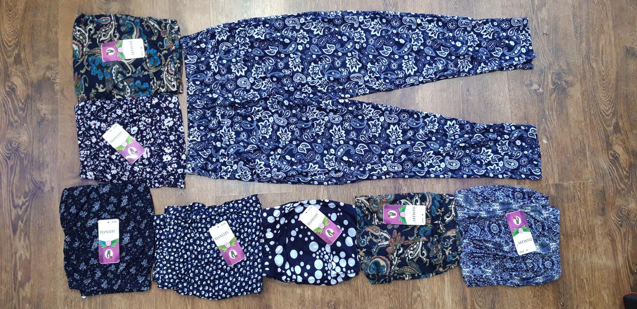 """Жіночі брюки-султанки,норма """"Олань"""" XL-4XL Art-008-1"""
