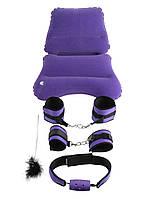 Набор Fetish Fantasy Series Purple Pleasure Bondage Set, фото 1