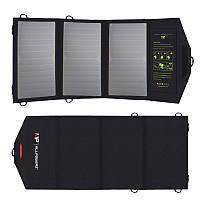 Высокоэффективная солнечная батарея солнечное зарядное устройство ALLPOWERS AP-SP5V21W на элементах sunpower