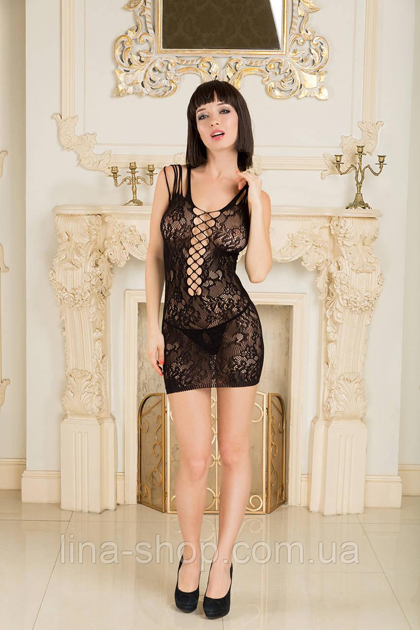 Соблазнительное ажурное платье - Dolce Piccante