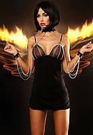 Сексуальная сорочка Lolitta Dangerous chemise S/M