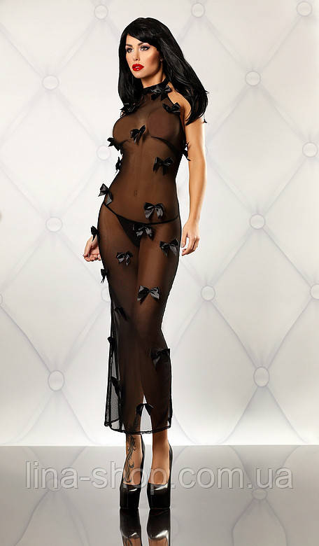 Сексуальная сорочка Lolitta Bedroom Diva chemise S/M