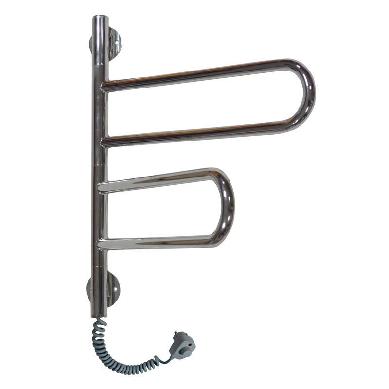 Рушникосушка Елна Флюгер 2 поворотний нержавіюча сталь