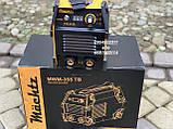 Инверторный сварочный аппарат Machtz MWM-355TB, фото 6