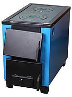 КОТВ-17,5 (Тайга) Твердотопливный котел-печь для отопления и приготовления пищи