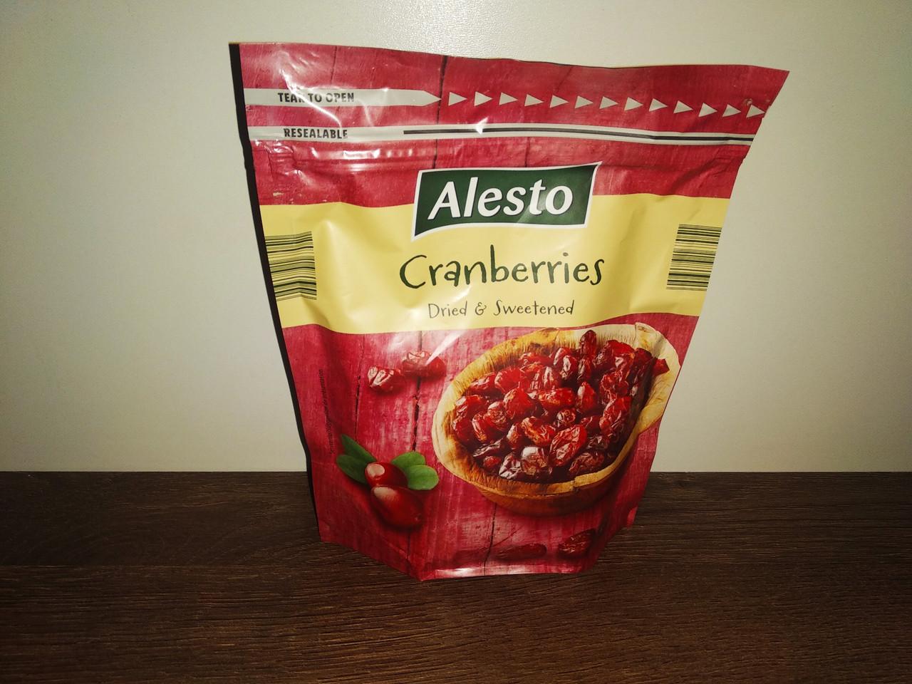 Суміш  фруктів, журавлина Alesto 200 гр.