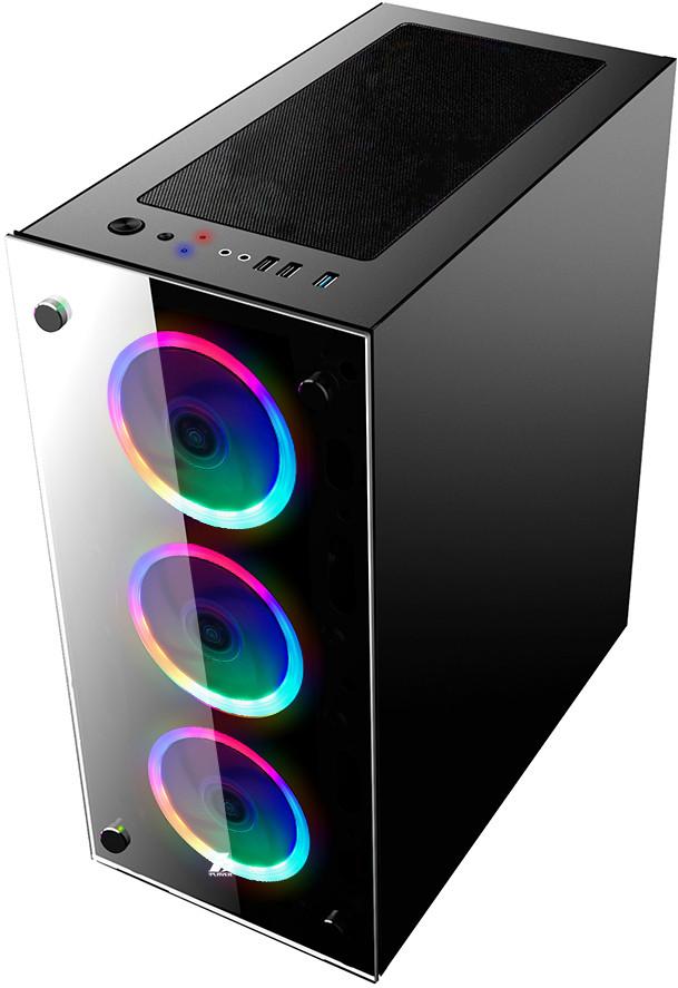 "Игровой компьютер KIEV-IT™ ""Bronze Game"" V2 i5 4570   H81   GTX 1060 3GB   DDR3 8GB   SSD 120GB   500GB"