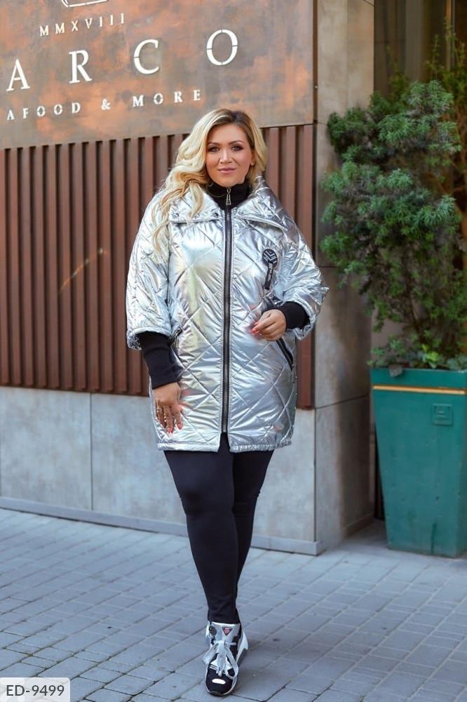 Куртка женская на синтипоне размеры: 52-54, 56-58, 60-62, 64-66