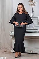 Женское платье 48, 50, 52 р. батал / большие размеры