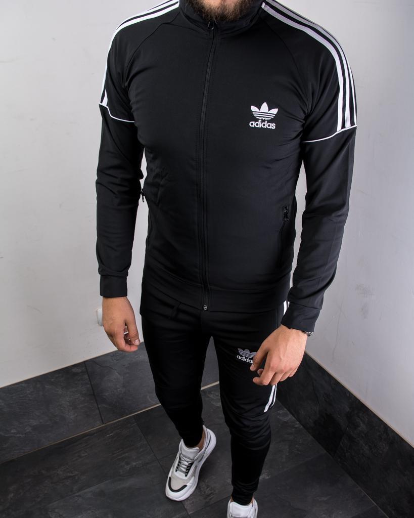 Adidas Мужской спортивный костюм .Весна Осень 2020