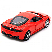 Машинка ігрова автопром Ferrari 458 Червоний (3201C), фото 6
