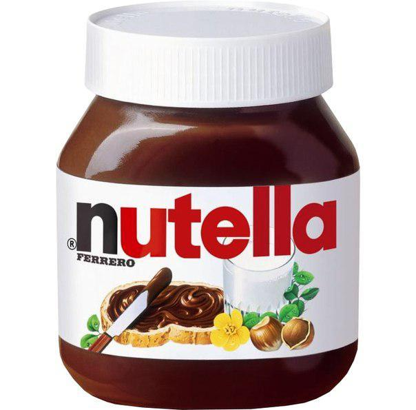 Nutella шоколадна паста 825 гр.