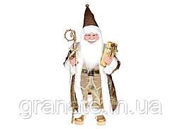 Новогодняя кукла Санта Клаус 60 см