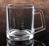 """Набір скляних кухлів 370 мл """"Mugs 55991"""" 2шт."""