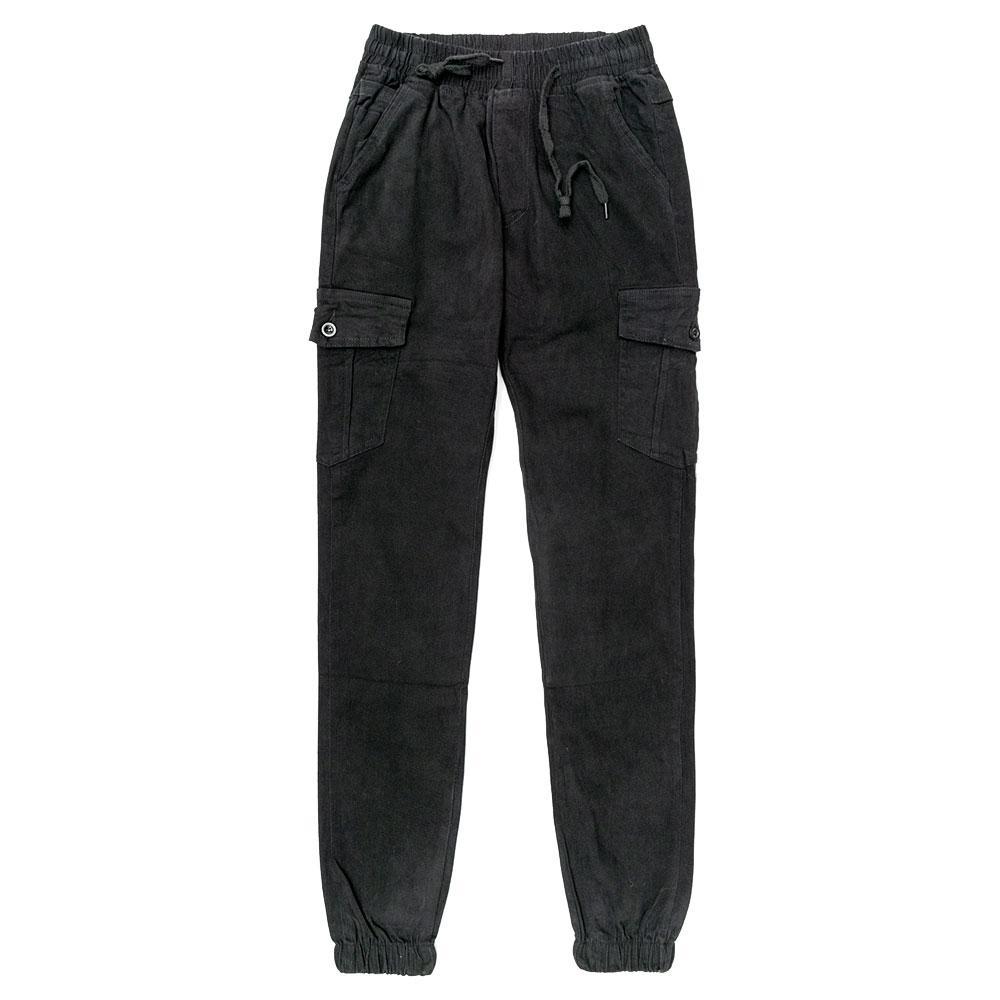 Штани для хлопчиків Reigouse 28 чорні 981084
