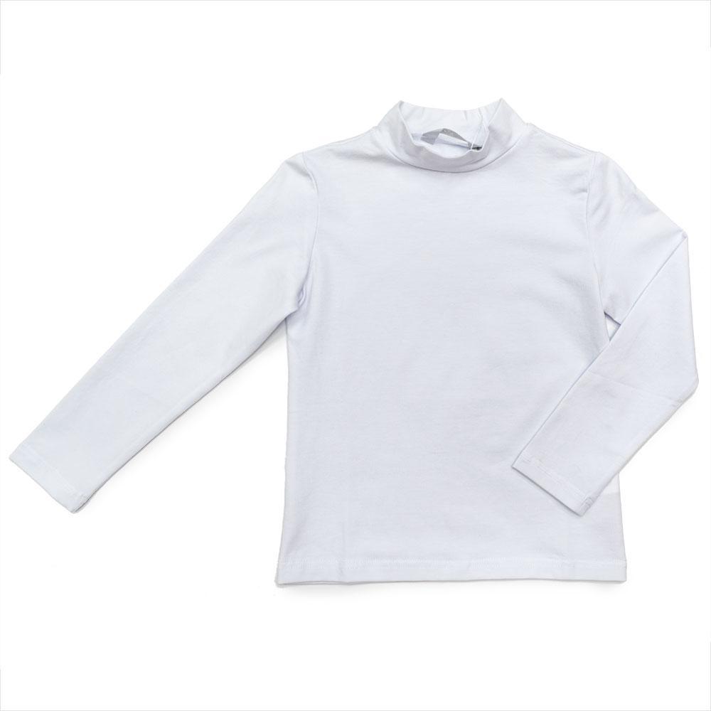 Гольф унисекс Deloras 116  белый 981110